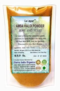 Le'ayur Amba Haldi (Curcuma Amada) Powder
