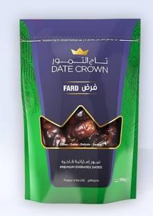 DATE CROWN Premium Emirates Dates Fard (500 Gm) Dates