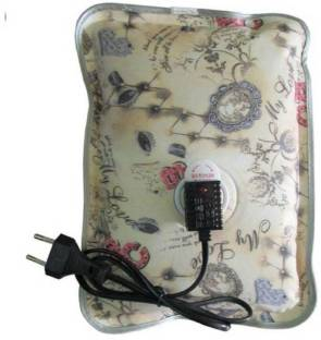MEZIRE Premium Electric Warm Gel Bag With Auto Cutoff electric 1 L Hot Water Bag(Multicolor) Heating Pad