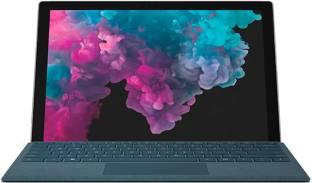 MICROSOFT Surface Pro 6 Core i7 8th Gen - (8 GB/256 GB SSD/Windows 10 Home) 1796 2 in 1 Laptop