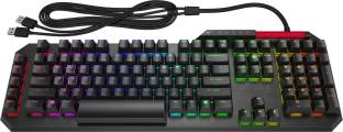 HP Omen Sequencer Wired USB Gaming Keyboard