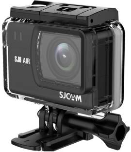SJCAM SJ8 Air HD (with Sports Kit) Sports and Action Camera