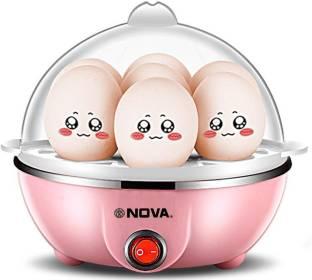 Nova Pink Electric Egg Boiler NEC1530 Egg Cooker