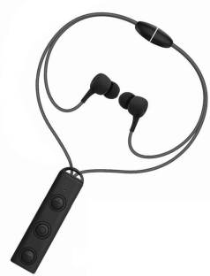 blueseed wireless Sports V25 Bluetooth Headset with Mic Bluetooth Headset