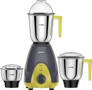 HAVELLS SPRINT 500W GHFMGAGE050 500 Mixer Grinder (3 Jars, Green, Grey)
