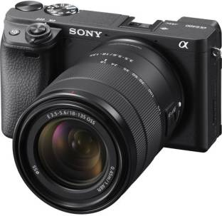 SONY Alpha ILCE-6400M Mirrorless Camera with 18-135mm Zoom Lens