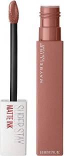 MAYBELLINE NEW YORK Super Stay Matte Ink Liquid Lipstick, Seductress, 5ml