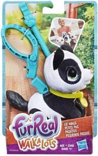 FURREAL FRIENDS Walkalots Lil' Wags, Panda  - 209.55 mm