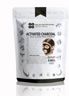 HEILEN BIOPHARM Activated Charcoal Powder ( Face Pack )