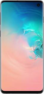 SAMSUNG Galaxy S10 (Prism White, 512 GB)