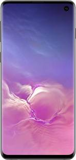 SAMSUNG Galaxy S10 (Prism Black, 128 GB)