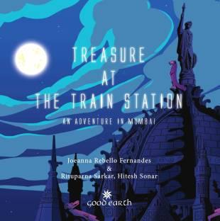 Treasure at the Train Station