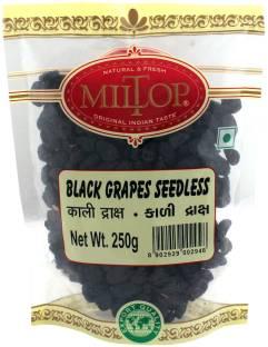 MilTop Kishmish Black Raisins