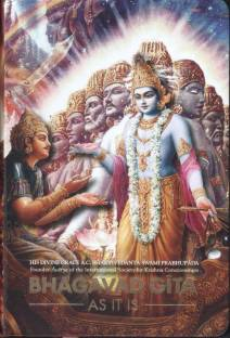 Bhagavad Gita As It Is (Pocket Size)