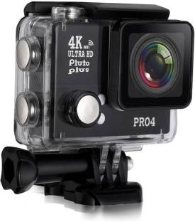 SpadeAces 4K CAMERA Ultra HD Action Camera 4K Video Recording 1920x1080p 60fps Go Pro Style Action cam...