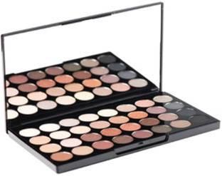 SWISS BEAUTY Pro 32 Color Paris Fashion Forever Eye shadow Palette 32 color 24 g