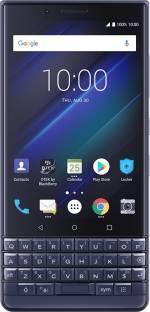 BlackBerry Key2 Le (Slate Blue, 64 GB)