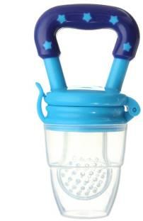 Baby Shopiieee Baby Fruit & Food Nibbler Teether With silicone Nipple - Pack of 1 - RER-01 Feeder