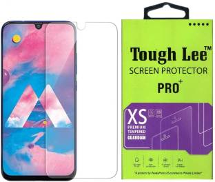 Tough Lee Tempered Glass Guard for Samsung Galaxy A30, Samsung Galaxy A30s, Samsung Galaxy A50, Samsung Galaxy A50s, Samsung Galaxy M30, Samsung Galaxy M30s, Samsung Galaxy A20