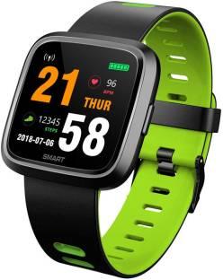 Bingo F5 Smart Fitness band (Green) Smartwatch