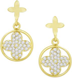 510aa6666 Alamod Alamod Dangle & Drop Earring For Women Diamond Alloy Drop Earring