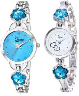 Shunya New Arrival Stylish Attractive Ethnic Multi Dial Bracelet Look Watch