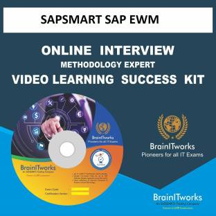 LEARN SAP EWM VIDEO TRAINING - LEARN SAP : Flipkart com