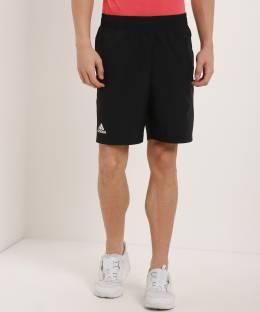 71daef673 Hannspree Solid Men's Black, Green Gym Shorts - Buy Gym Shorts ...