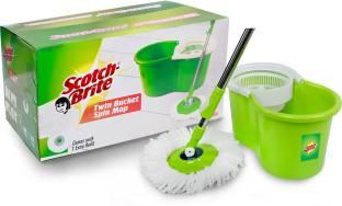Scotch-Brite Twin Bucket Mop