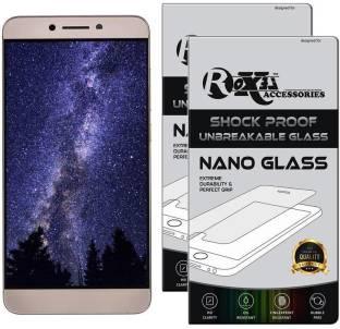 Roxel Nano Glass for LeEco Le 2 (Rose Gold, 32 GB) (3 GB RAM)