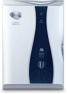 Pureit by HUL Classic G2 Mineral 6 L RO + UV Water Purifier
