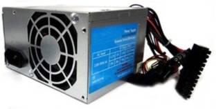 ZEBRONICS SMPS ZEB-N450W (DSATA- 20+4 Pin) Power Supply (Silver) 450 Watts PSU
