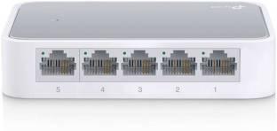 TP LINK TL SF1005D 5 Port 10/100Mbps Desktop Switch