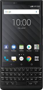BlackBerry Key 2 (Black, 64 GB)