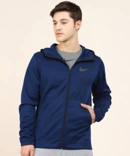 f32ec746c506a Fila Sleeveless Solid Men s Jacket - Buy Blue Fila Sleeveless Solid ...