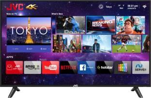 JVC 122 cm (49 inch) Ultra HD (4K) LED Smart TV with Quantum Backlit Technology