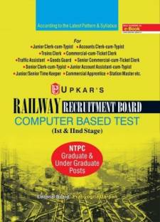Railway Recruitment Board Common Preliminary Exam for Non Technical Cadre