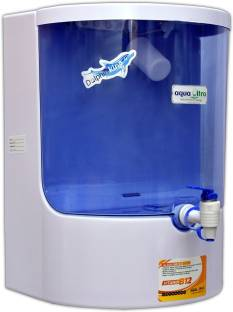 Aqua Ultra Reeva RO+B12 Technology Water Purifier 10 L RO + MF Water Purifier