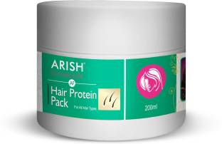 ARISH BIO-NATURAL Hair Protein Pack