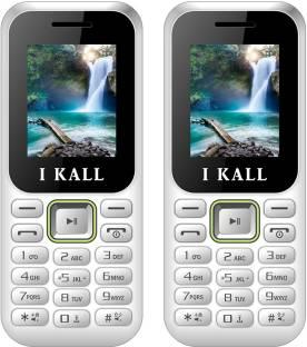 I Kall K130 Combo of Two Mobiles