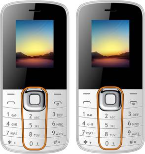 I Kall K301 Combo of Two Mobiles