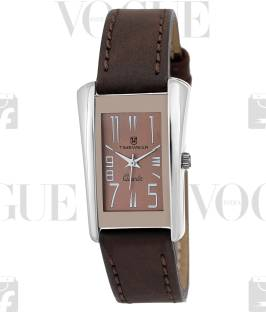 Timewear 134BDTL Analog Brown Strap Dial Formal Collection Watch
