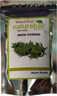 NatureBay Naturals 100% Pure Neem Leaves Powder