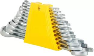 Balaji Wrench Set Double Sided Combination Wrench