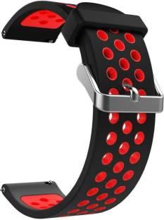 AQFIT W8 Red-Black Smart Watch Strap