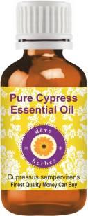 deve herbes Pure Cypress Essential Oil - Cyperus Seariosus