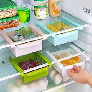 EUROS Kitchen Refrigerator Storage Fridge Rack Fruits/Vegetables Kitchen Rack