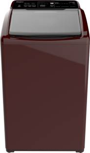 Whirlpool 7.5 kg Fully Automatic Top Load Washing Machine Maroon