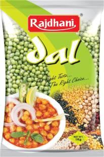 Rajdhani Green Moong Dal (Whole)