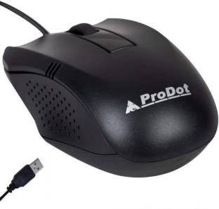 PRODOT MU-253s Wired Optical  Gaming Mouse